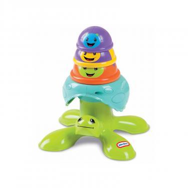Интерактивная игрушка Little Tikes Пирамидка Черепашка-Шалунишка Фото
