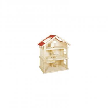 Игровой набор Goki Кукольный домик 3 этажа Фото 1