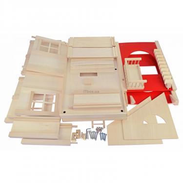 Игровой набор Goki Кукольный домик 3 этажа Фото 2