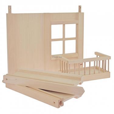 Игровой набор Goki Кукольный домик 3 этажа Фото 3