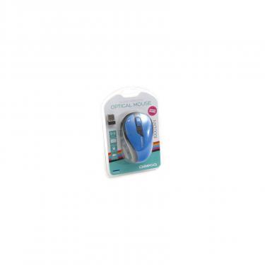 Мышка Omega Wireless OM-415 blue/black Фото 3