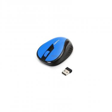 Мышка Omega Wireless OM-415 blue/black Фото