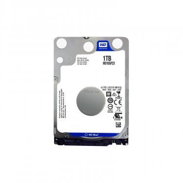 """Жорсткий диск для ноутбука 2.5"""" 1TB WD (WD10SPZX) - фото 1"""