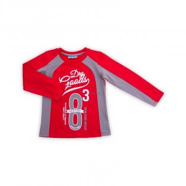 """Пижама Matilda """"8"""" (7486-116B-red) - фото 2"""