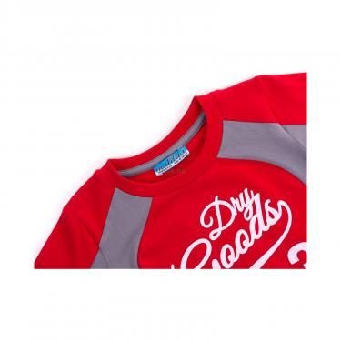 """Пижама Matilda """"8"""" (7486-116B-red) - фото 7"""