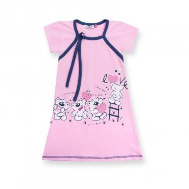 "Піжама Matilda и халат с мишками ""Love"" (7445-128G-pink) - фото 3"