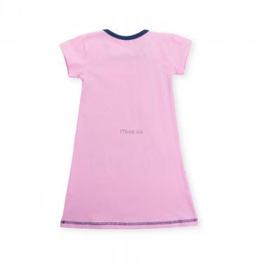 "Піжама Matilda и халат с мишками ""Love"" (7445-128G-pink) - фото 5"