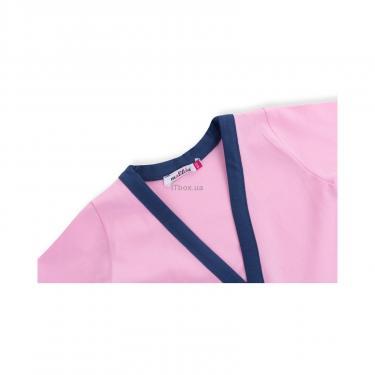 "Піжама Matilda и халат с мишками ""Love"" (7445-128G-pink) - фото 7"