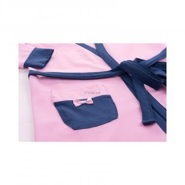 "Піжама Matilda и халат с мишками ""Love"" (7445-128G-pink) - фото 9"