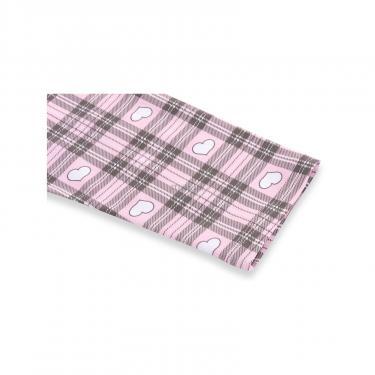 """Пижама Matilda с сердечками """"Love"""" (7585-116G-pink) - фото 10"""