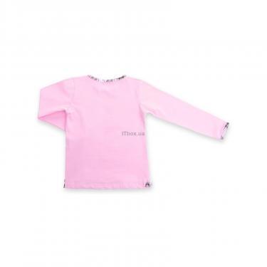 """Пижама Matilda с сердечками """"Love"""" (7585-116G-pink) - фото 4"""
