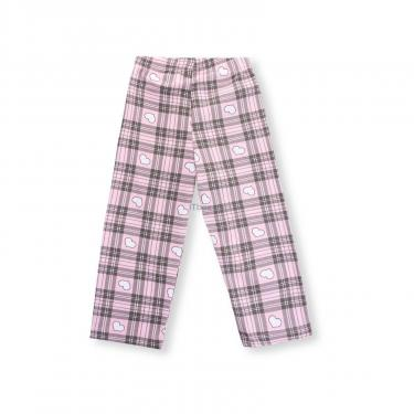 """Пижама Matilda с сердечками """"Love"""" (7585-116G-pink) - фото 5"""