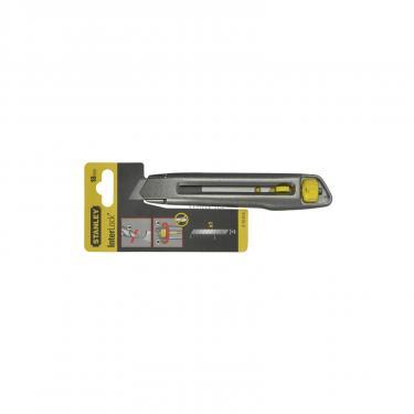 Нож монтажный Stanley выдвижное лезвие шириной 18мм, длина ножа 165мм Фото 1