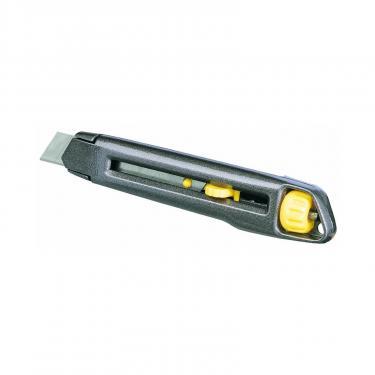 Нож монтажный Stanley выдвижное лезвие шириной 18мм, длина ножа 165мм Фото