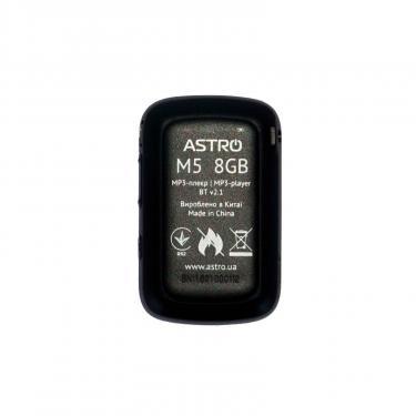 mp3 плеер Astro M5 Black - фото 2