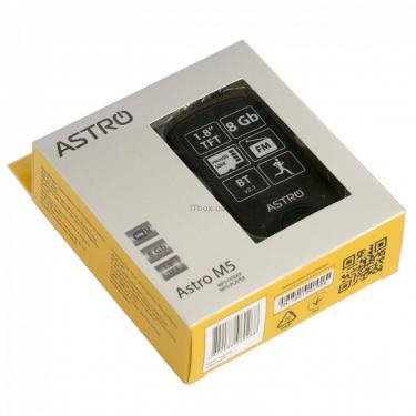 mp3 плеер Astro M5 Black - фото 4