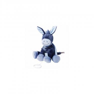 Мягкая игрушка Nattou с музыкой ослик Алекс 28см Фото