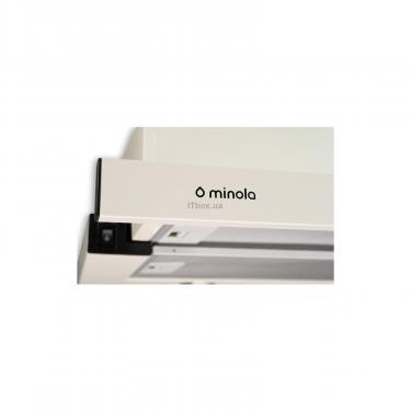 Вытяжка кухонная Minola HTL 6012 IV 450 LED Фото 3