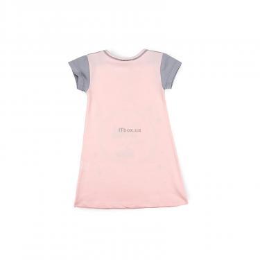 Пижама Matilda сорочка із зірочками (7992-2-110G-pink) - фото 2