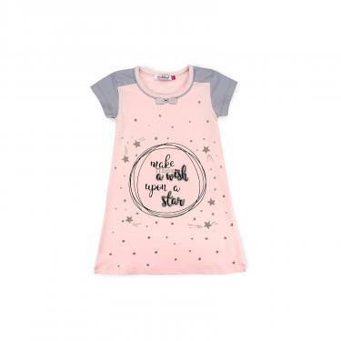 Пижама Matilda сорочка із зірочками (7992-2-110G-pink) - фото 1