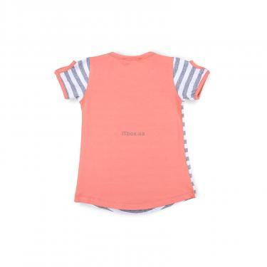 "Пижама Matilda ""LOVE"" (8016-3-128G-coral) - фото 5"