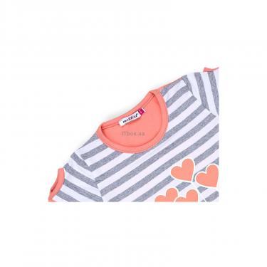 "Пижама Matilda ""LOVE"" (8016-3-128G-coral) - фото 7"