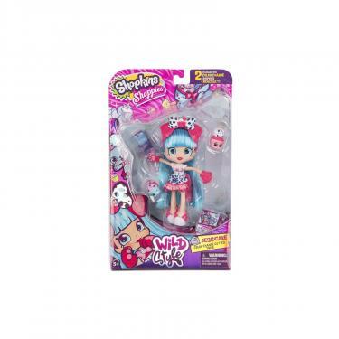 Кукла Shopkins SHOPPIES S9 серии Wild style Джессикейк Фото 1