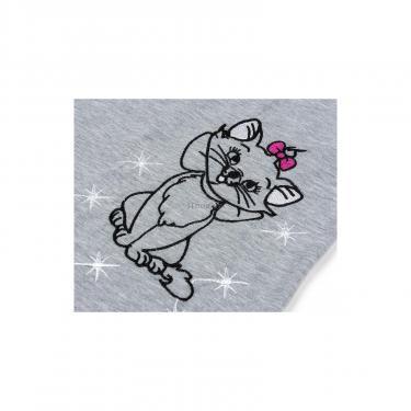 Пижама Matilda с котом (7364-176G-gray) - фото 5