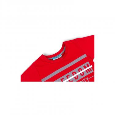 "Пижама Matilda ""FREEDOM"" (7742-164B-red) - фото 7"