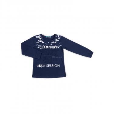 """Пижама Matilda """"CHAMPIONS"""" (9007-122B-blue) - фото 2"""