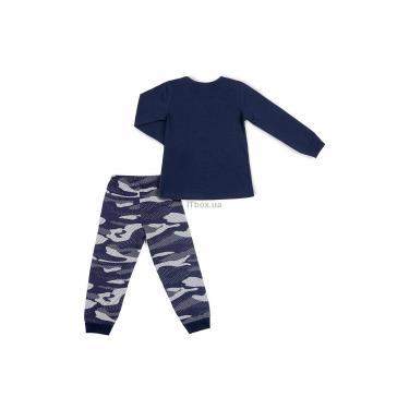 """Пижама Matilda """"CHAMPIONS"""" (9007-122B-blue) - фото 4"""