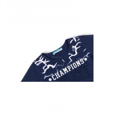"""Пижама Matilda """"CHAMPIONS"""" (9007-122B-blue) - фото 7"""
