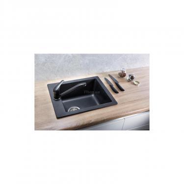 Мойка кухонная Minola MPG 71040-42 Антрацит (металлик) Фото 3