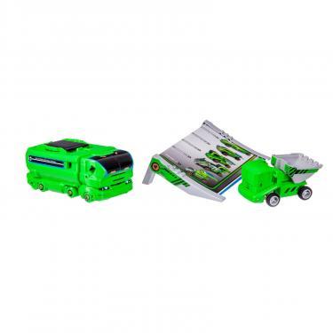 Интерактивная игрушка Same Toy Робот-конструктор Транспорт будущего 7 в 1 на солн Фото 1
