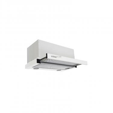 Вытяжка кухонная Minola HTL 5312 WH 750 LED Фото 1