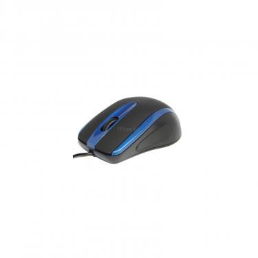 Мышка Havit V-MS753 USB Black/Blue Фото