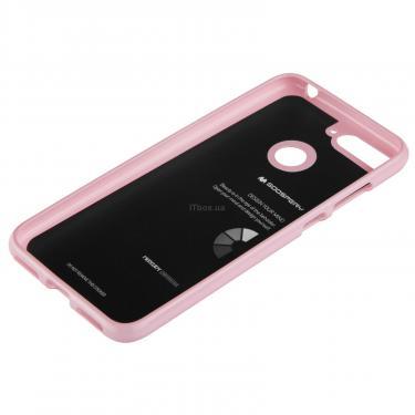 Чехол для моб. телефона Goospery Jelly Case для Huawei Y6 Prime 2018 Pink (8809610540577) - фото 2