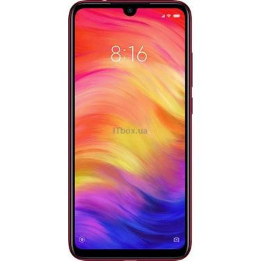Мобільний телефон Xiaomi Redmi Note 7 4/64GB Nebula Red - фото 1