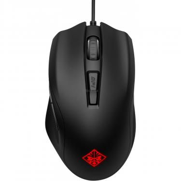 Мышка HP OMEN 400 USB Black Фото