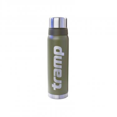 Термос Tramp 0,9 л оливковый (TRC-027-olive) - фото 1