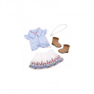 Аксессуар к кукле Our Generation Набор одежды для ранчо (BD30359Z) - фото 1