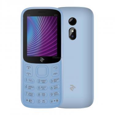 Мобильный телефон 2E E240 2019 City Blue (680576170002) - фото 3