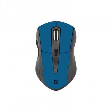 Мышка Defender Accura MM-965 Blue Фото 1