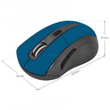 Мышка Defender Accura MM-965 Blue Фото 3