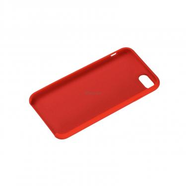 Чехол для моб. телефона 2E Apple iPhone 7/8, Liquid Silicone, Red (2E-IPH-7/8-NKSLS-RD) - фото 2