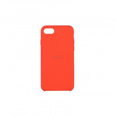 Чехол для моб. телефона 2E Apple iPhone 7/8, Liquid Silicone, Red (2E-IPH-7/8-NKSLS-RD) - фото 1