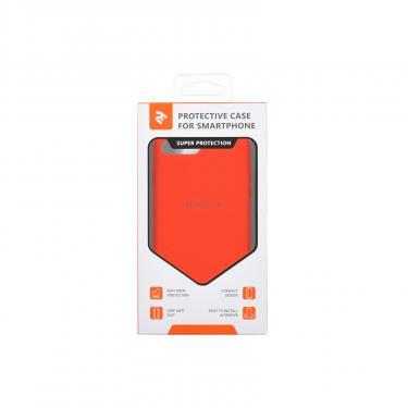 Чехол для моб. телефона 2E Apple iPhone 7/8 Plus, Liquid Silicone, Red (2E-IPH-7/8P-NKSLS-RD) - фото 3