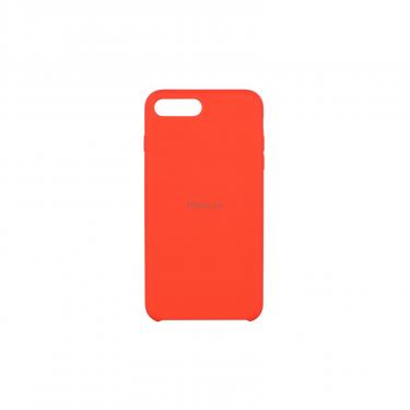 Чехол для моб. телефона 2E Apple iPhone 7/8 Plus, Liquid Silicone, Red (2E-IPH-7/8P-NKSLS-RD) - фото 1
