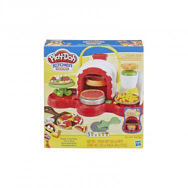 Набір для творчості Hasbro Play-Doh Печемо піцу (E4576) - фото 1