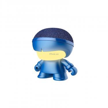 Интерактивная игрушка Xoopar Акустическая система Mini Xboy Металлик Blue Фото 1